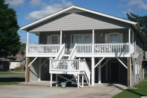 Cherry Grove Vacation Home